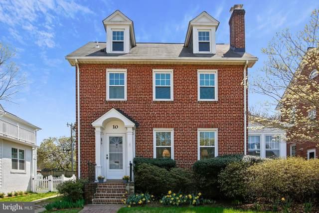 10 W Oak Street, ALEXANDRIA, VA 22301 (#VAAX258062) :: Dart Homes