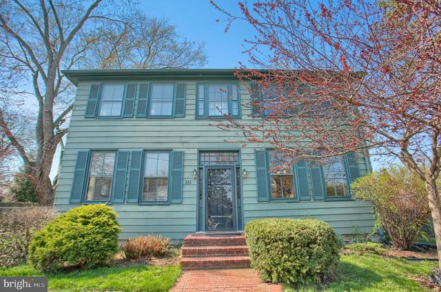 511 2ND Street, NEW CUMBERLAND, PA 17070 (#PACB133530) :: Iron Valley Real Estate