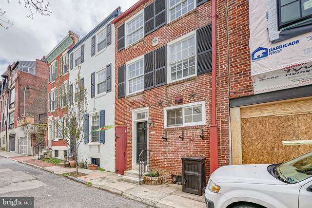 2412 Delancey Street, PHILADELPHIA, PA 19103 (#PAPH1002998) :: Lucido Agency of Keller Williams