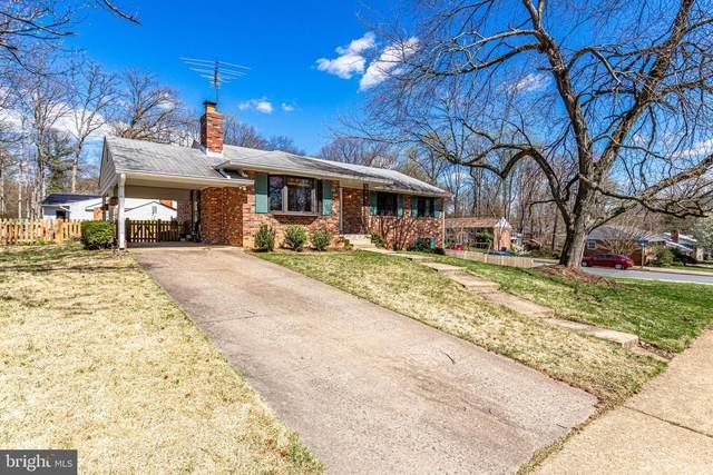7400 Fairwood Lane, FALLS CHURCH, VA 22046 (#VAFX1191110) :: Murray & Co. Real Estate