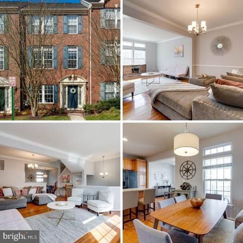 16416 Steerage Circle, WOODBRIDGE, VA 22191 (#VAPW518814) :: Debbie Dogrul Associates - Long and Foster Real Estate