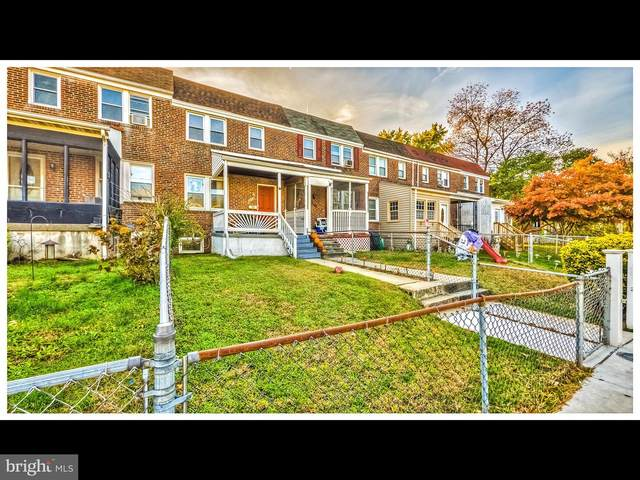 233 W Meadow Road, BALTIMORE, MD 21225 (#MDAA463964) :: Shawn Little Team of Garceau Realty