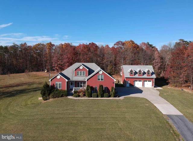 415 Totten Lane, FRONT ROYAL, VA 22630 (#VAWR143210) :: Debbie Dogrul Associates - Long and Foster Real Estate