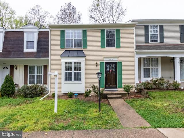 10431 Todman Landing Court, BURKE, VA 22015 (#VAFX1191126) :: The MD Home Team