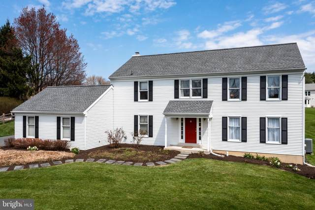 107 Cabot Court, DOWNINGTOWN, PA 19335 (#PACT532856) :: Keller Williams Real Estate