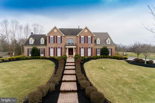 2001 Trowbridge Drive, NEWTOWN, PA 18940 (#PABU523952) :: Better Homes Realty Signature Properties