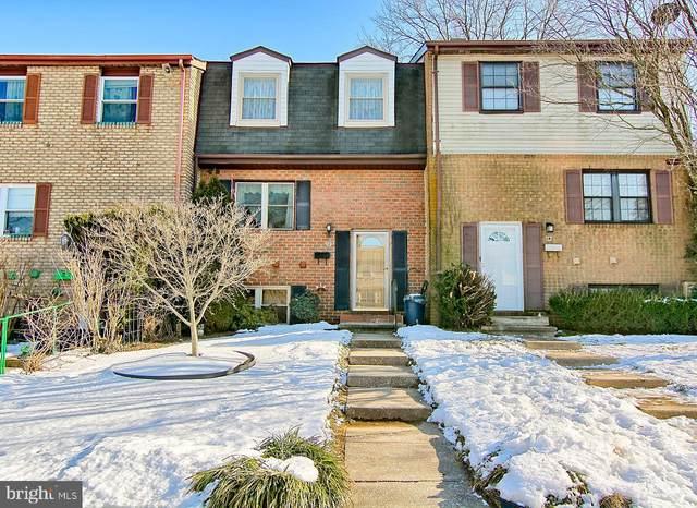 12 Pickersgill Square, OWINGS MILLS, MD 21117 (MLS #MDBC524496) :: Maryland Shore Living   Benson & Mangold Real Estate