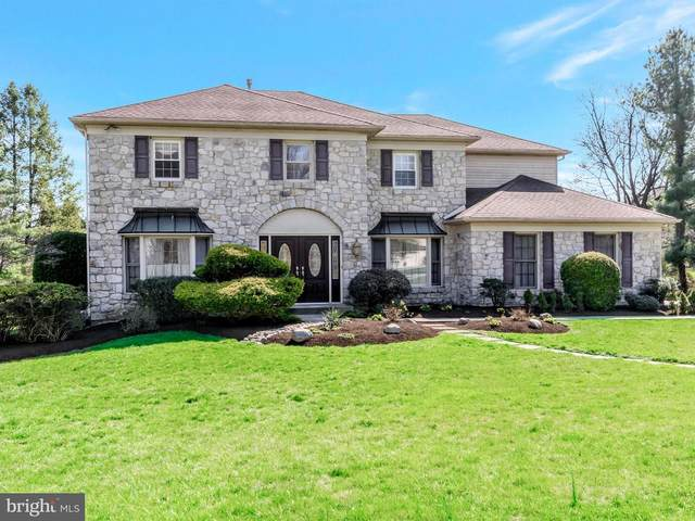 740 Knight Circle, BLUE BELL, PA 19422 (#PAMC687982) :: Linda Dale Real Estate Experts