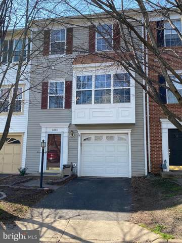 6842 General Lafayette Way, GAINESVILLE, VA 20155 (#VAPW518826) :: The MD Home Team
