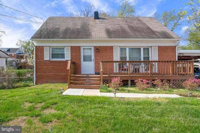 13915 Mathews Drive, WOODBRIDGE, VA 22191 (#VAPW518828) :: The Miller Team