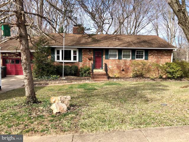 7122 Dalhouse Street, SPRINGFIELD, VA 22151 (#VAFX1191170) :: SURE Sales Group
