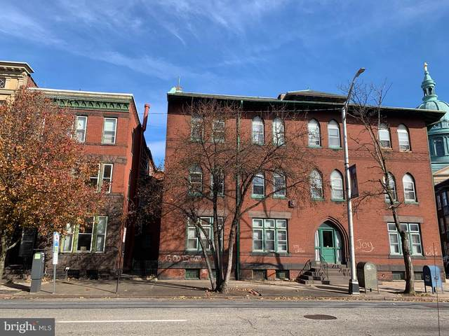 603-605 N 2ND Street, HARRISBURG, PA 17101 (#PADA131858) :: The Joy Daniels Real Estate Group