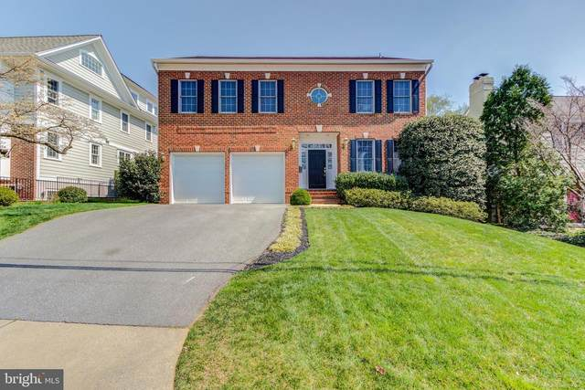 8505 Bradmoor Drive, BETHESDA, MD 20817 (#MDMC751512) :: The MD Home Team