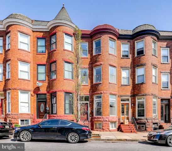 814 Newington Avenue, BALTIMORE, MD 21217 (#MDBA545754) :: Colgan Real Estate