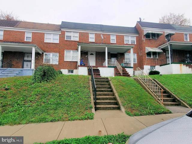 800 N Rosedale Street, BALTIMORE, MD 21216 (#MDBA545756) :: Lucido Agency of Keller Williams