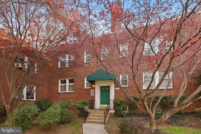 4027 Benton Street NW #301, WASHINGTON, DC 20007 (#DCDC515300) :: Gail Nyman Group