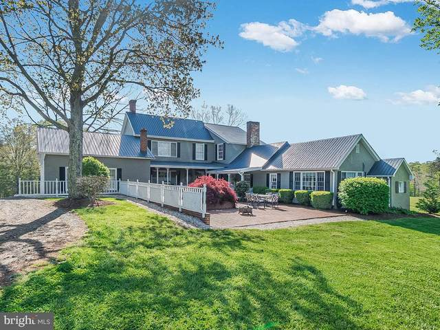 3179 Thompsons Mill Road, GOLDVEIN, VA 22720 (#VAFQ169848) :: Crews Real Estate