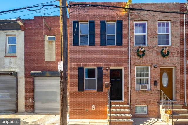 1522 S Beulah Street, PHILADELPHIA, PA 19147 (#PAPH1003142) :: Keller Williams Realty - Matt Fetick Team