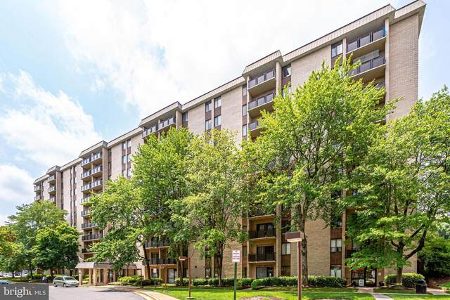 3100 S Manchester Street #941, FALLS CHURCH, VA 22044 (#VAFX1191210) :: Debbie Dogrul Associates - Long and Foster Real Estate