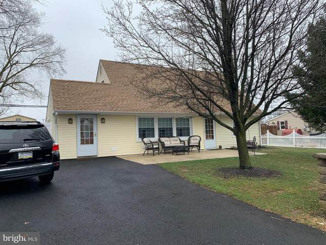 36 Quarry Road, LEVITTOWN, PA 19057 (#PABU523980) :: Ramus Realty Group