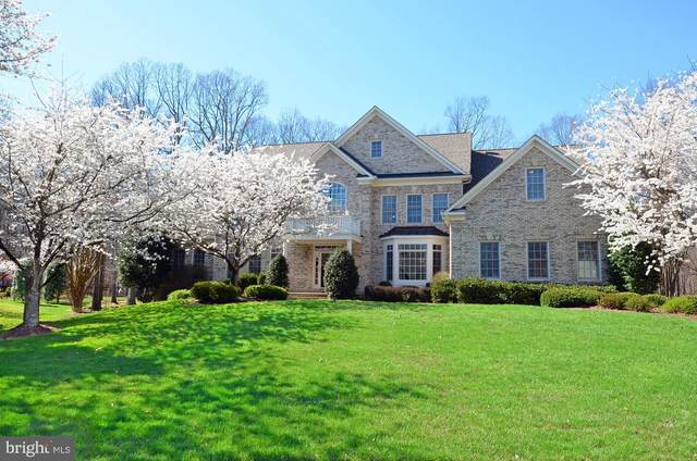 5870 Iron Stone Court, CENTREVILLE, VA 20120 (#VAFX1191214) :: Berkshire Hathaway HomeServices McNelis Group Properties
