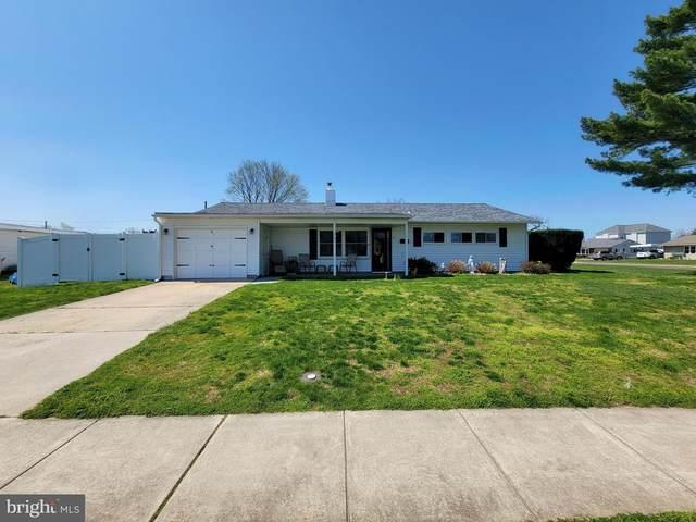 9 Post Lane, LEVITTOWN, PA 19054 (#PABU523984) :: Linda Dale Real Estate Experts