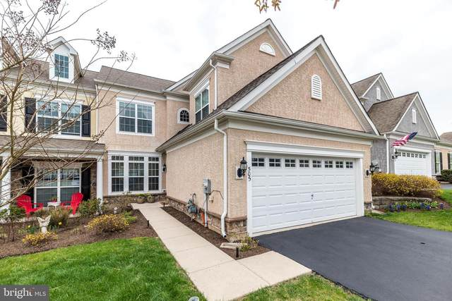 505 Jasmine Circle, UPPER GWYNEDD, PA 19446 (#PAMC688036) :: Shamrock Realty Group, Inc