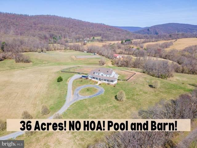 11170 Georges Mill Road, LOVETTSVILLE, VA 20180 (MLS #VALO434864) :: Maryland Shore Living   Benson & Mangold Real Estate