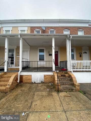 619 S Pulaski Street, BALTIMORE, MD 21223 (MLS #MDBA545766) :: Maryland Shore Living | Benson & Mangold Real Estate