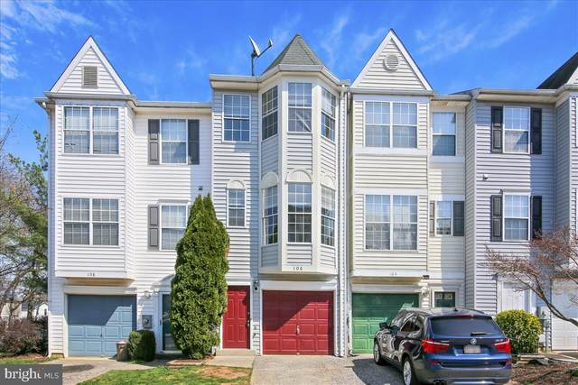 106 Princetown Drive 5B, FREDERICK, MD 21702 (#MDFR280174) :: Corner House Realty