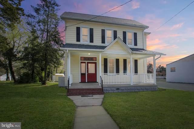 707 S Poplar Street, LAUREL, DE 19956 (#DESU180510) :: Linda Dale Real Estate Experts