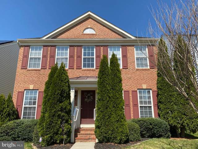 2488 Port Potomac Avenue, WOODBRIDGE, VA 22191 (#VAPW518848) :: Debbie Dogrul Associates - Long and Foster Real Estate