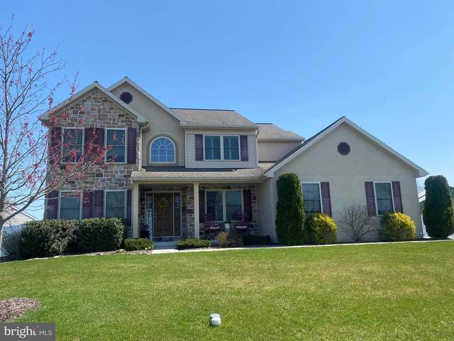81 Clover Drive, MYERSTOWN, PA 17067 (#PABK375420) :: Linda Dale Real Estate Experts