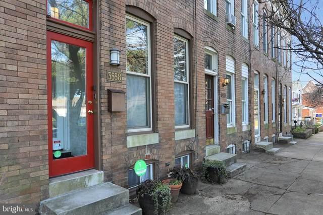 3558 Poole Street, BALTIMORE, MD 21211 (#MDBA545774) :: City Smart Living
