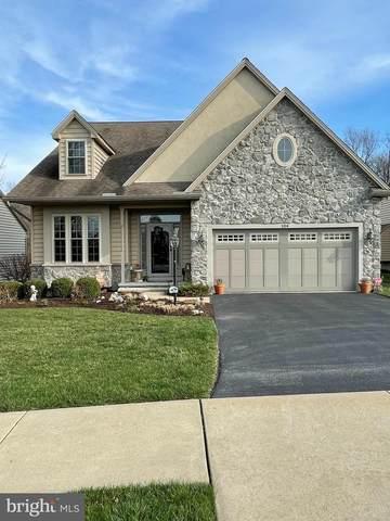 104 Honeycroft Boulevard, COCHRANVILLE, PA 19330 (#PACT532920) :: Jason Freeby Group at Keller Williams Real Estate