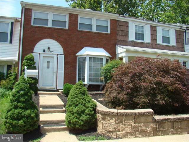 22 Rutledge Place, WILLINGBORO, NJ 08046 (#NJBL394726) :: Linda Dale Real Estate Experts