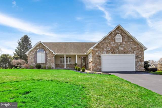15 James Drive, NEWVILLE, PA 17241 (#PACB133552) :: The Joy Daniels Real Estate Group