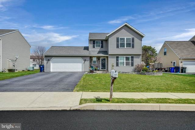 505 Lavender Lane, NEW HOLLAND, PA 17557 (#PALA179802) :: Realty ONE Group Unlimited
