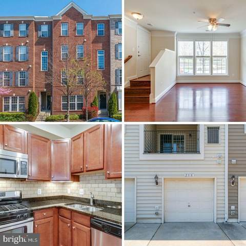 2318 Merseyside Drive, WOODBRIDGE, VA 22191 (#VAPW518862) :: Colgan Real Estate