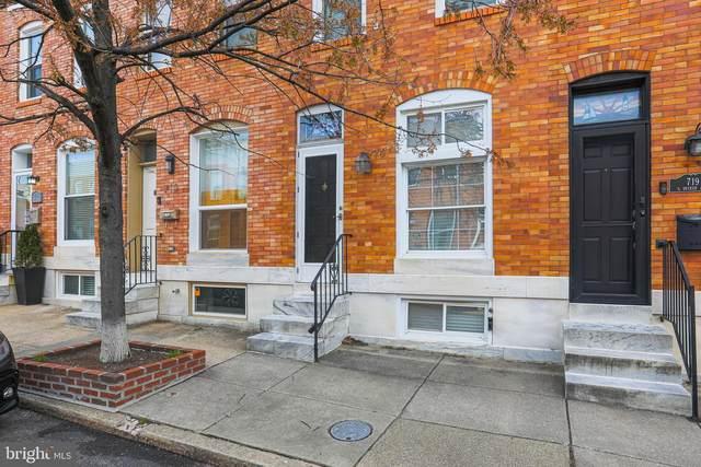 717 S Decker Avenue, BALTIMORE, MD 21224 (#MDBA545784) :: Revol Real Estate