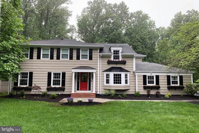 106 Balcort Drive, PRINCETON, NJ 08540 (#NJME310272) :: Linda Dale Real Estate Experts