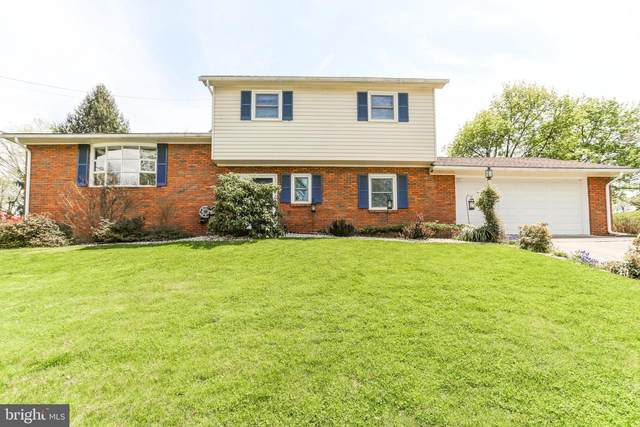 12 Carriage Road, NEW CUMBERLAND, PA 17070 (#PAYK155758) :: The Heather Neidlinger Team With Berkshire Hathaway HomeServices Homesale Realty