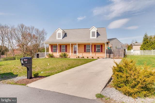 60 Taylor Court, INWOOD, WV 25428 (#WVBE184882) :: Network Realty Group