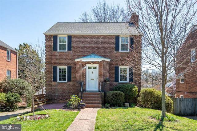 6004 19TH Street N, ARLINGTON, VA 22205 (#VAAR179042) :: Yesford & Associates