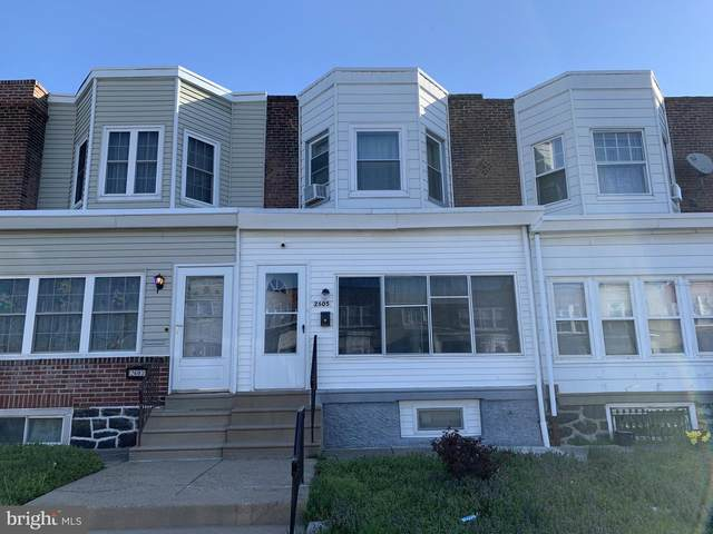 2605 S 67TH Street, PHILADELPHIA, PA 19142 (#PAPH1003330) :: Linda Dale Real Estate Experts