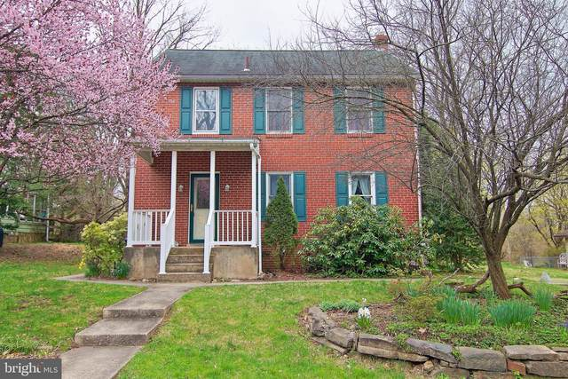 499 Manatawny Street, POTTSTOWN, PA 19464 (#PAMC688090) :: The John Kriza Team