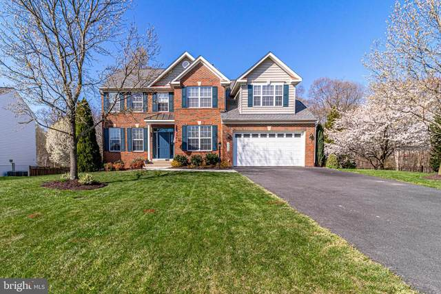 13024 Quay Court, WOODBRIDGE, VA 22193 (#VAPW518880) :: Shawn Little Team of Garceau Realty
