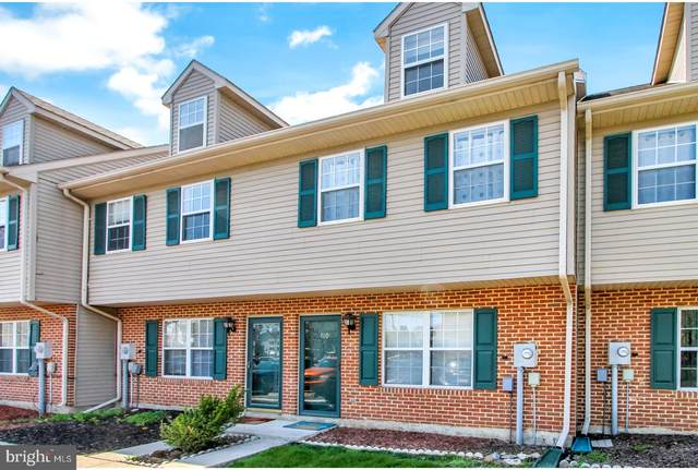 110 Orchard Lane #6, HANOVER, PA 17331 (#PAYK155760) :: Realty ONE Group Unlimited