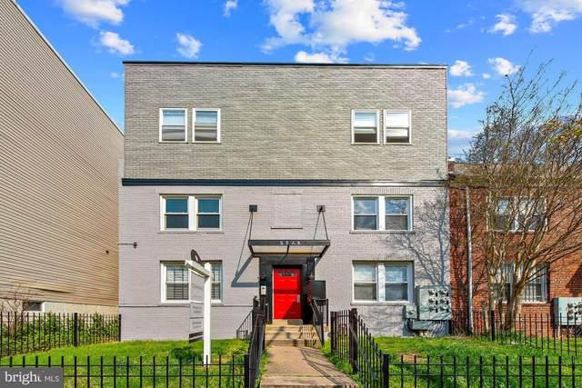 1241 18TH Street NE #4, WASHINGTON, DC 20002 (#DCDC515376) :: Colgan Real Estate