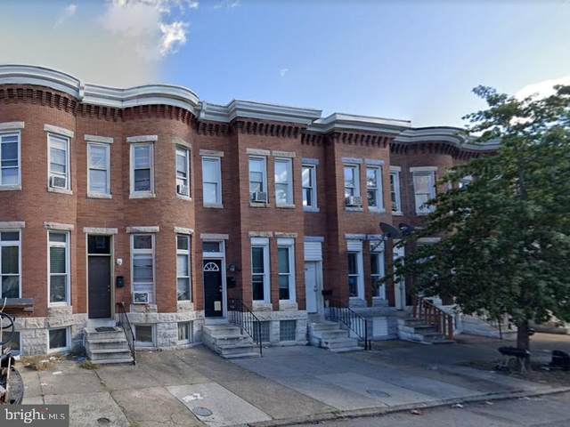 239 N Luzerne Avenue, BALTIMORE, MD 21224 (MLS #MDBA545828) :: Maryland Shore Living | Benson & Mangold Real Estate